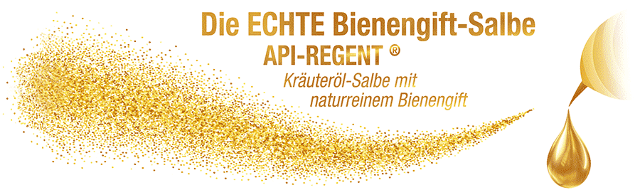 Die ECHTE Bienengift-Salbe API-REGENT®